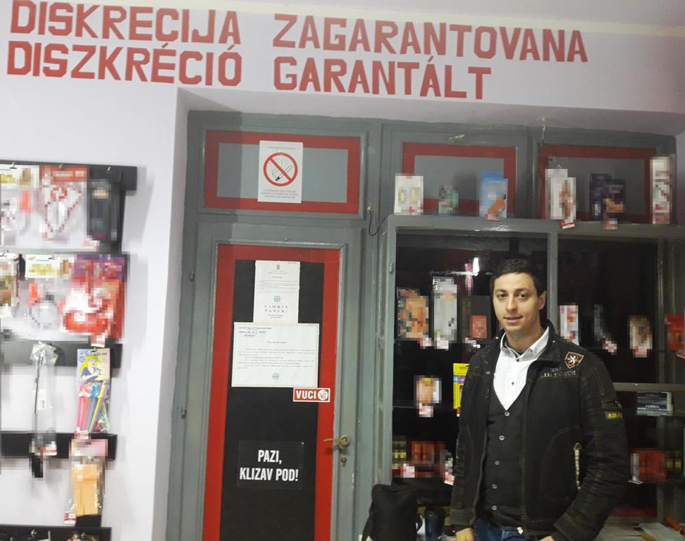Don Juan - prvi bečejski erotic shop